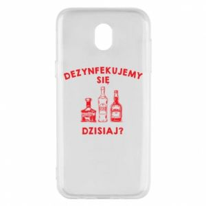 Samsung J5 2017 Case Disinfection