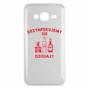 Samsung J3 2016 Case Disinfection