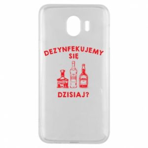 Samsung J4 Case Disinfection