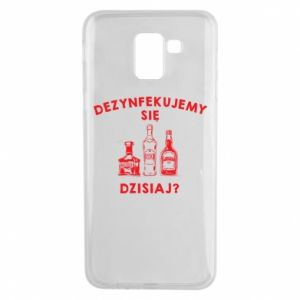 Samsung J6 Case Disinfection