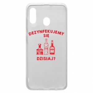 Samsung A30 Case Disinfection