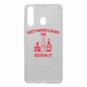 Samsung A60 Case Disinfection