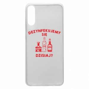 Samsung A70 Case Disinfection