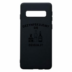 Samsung S10 Case Disinfection