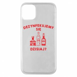 iPhone 11 Pro Case Disinfection