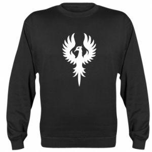 Sweatshirt Еagle big wings