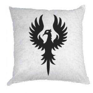 Pillow Еagle big wings
