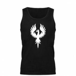 Męska koszulka Оrzeł wielkie skrzydła - PrintSalon