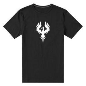 Męska premium koszulka Оrzeł wielkie skrzydła - PrintSalon