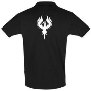 Koszulka Polo Оrzeł wielkie skrzydła - PrintSalon