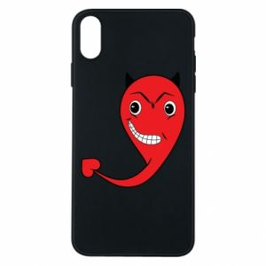 Phone case for iPhone Xs Max Devil