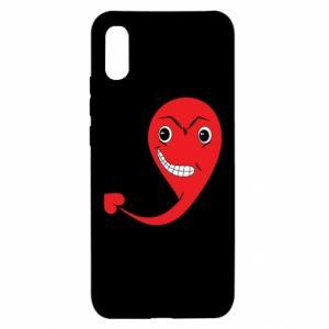 Etui na Xiaomi Redmi 9a Diabeł