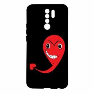 Etui na Xiaomi Redmi 9 Diabeł