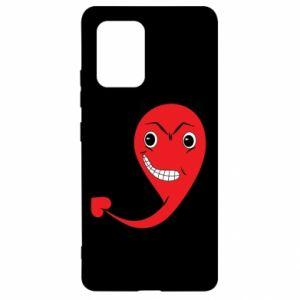 Etui na Samsung S10 Lite Diabeł