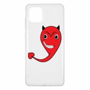 Etui na Samsung Note 10 Lite Diabeł