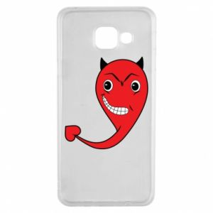 Etui na Samsung A3 2016 Diabeł