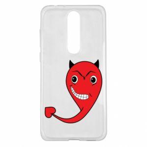 Etui na Nokia 5.1 Plus Diabeł