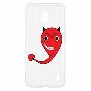Etui na Nokia 2.2 Diabeł