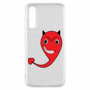 Etui na Huawei P20 Pro Diabeł