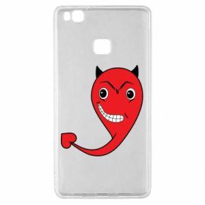 Etui na Huawei P9 Lite Diabeł