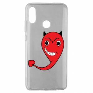 Etui na Huawei Honor 10 Lite Diabeł
