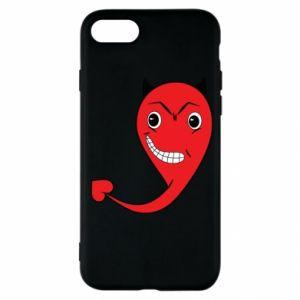 Etui na iPhone SE 2020 Diabeł