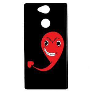 Etui na Sony Xperia XA2 Diabeł
