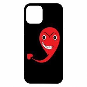 Etui na iPhone 12/12 Pro Diabeł