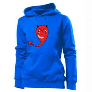 Women's hoodies Devil