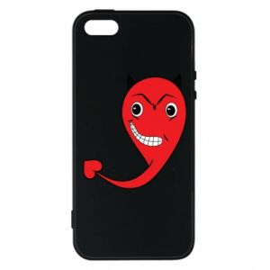 Phone case for iPhone 5/5S/SE Devil