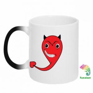 Kubek-magiczny Diabeł