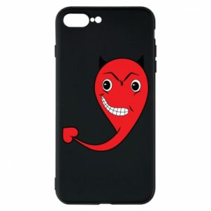 Phone case for iPhone 8 Plus Devil