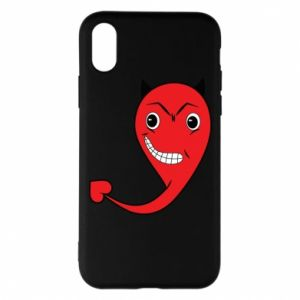 Phone case for iPhone X/Xs Devil