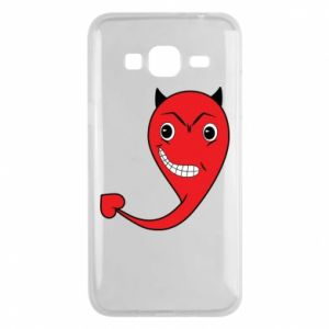 Phone case for Samsung J3 2016 Devil