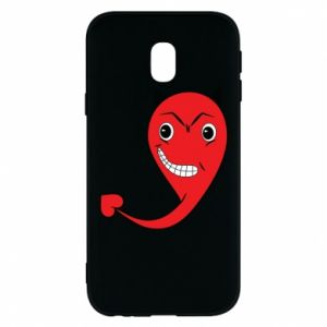 Phone case for Samsung J3 2017 Devil