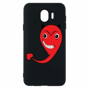 Phone case for Samsung J4 Devil