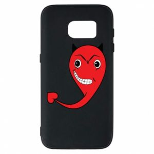 Phone case for Samsung S7 Devil