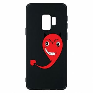 Phone case for Samsung S9 Devil