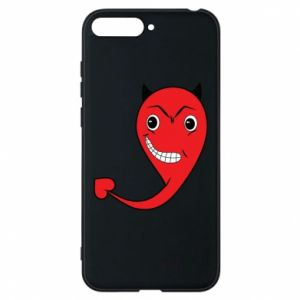 Phone case for Huawei Y6 2018 Devil