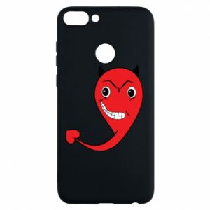 Phone case for Huawei P Smart Devil