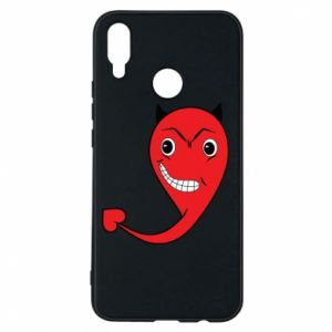 Phone case for Huawei P Smart Plus Devil