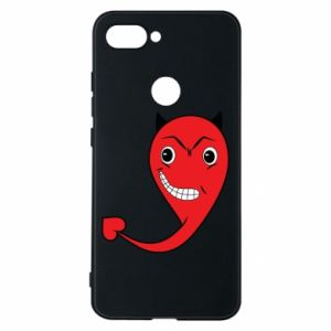 Phone case for Xiaomi Mi8 Lite Devil
