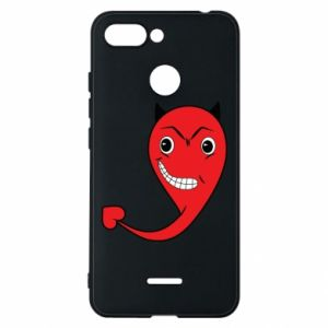 Phone case for Xiaomi Redmi 6 Devil