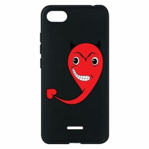 Phone case for Xiaomi Redmi 6A Devil