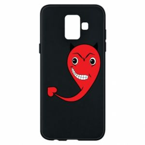 Phone case for Samsung A6 2018 Devil