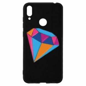 Huawei Y7 2019 Case Diamond