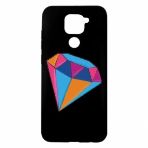 Xiaomi Redmi Note 9 / Redmi 10X case % print% Diamond
