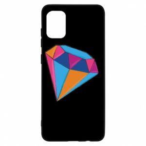 Samsung A31 Case Diamond