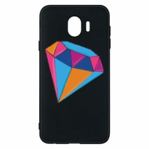 Etui na Samsung J4 Diament