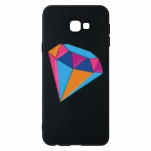 Etui na Samsung J4 Plus 2018 Diament